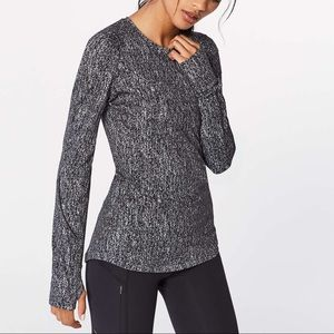 Lululemon Extra Mile Long Sleeve